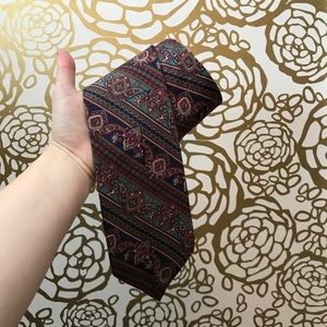 Christian Dior Monsieur Vintage Paisley Tie